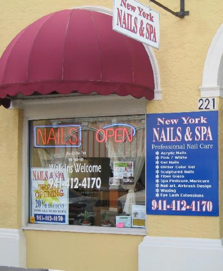 Nail salon nails new york nails venice fl for 24 hr nail salon nyc